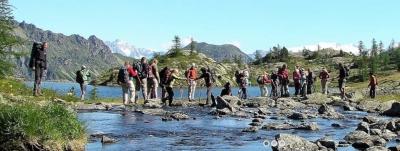 Vroegboekkorting Aosta familieweek
